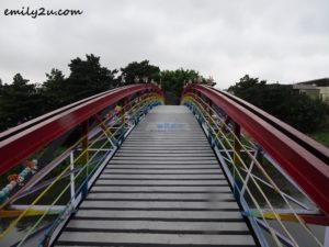 13 walking bridge