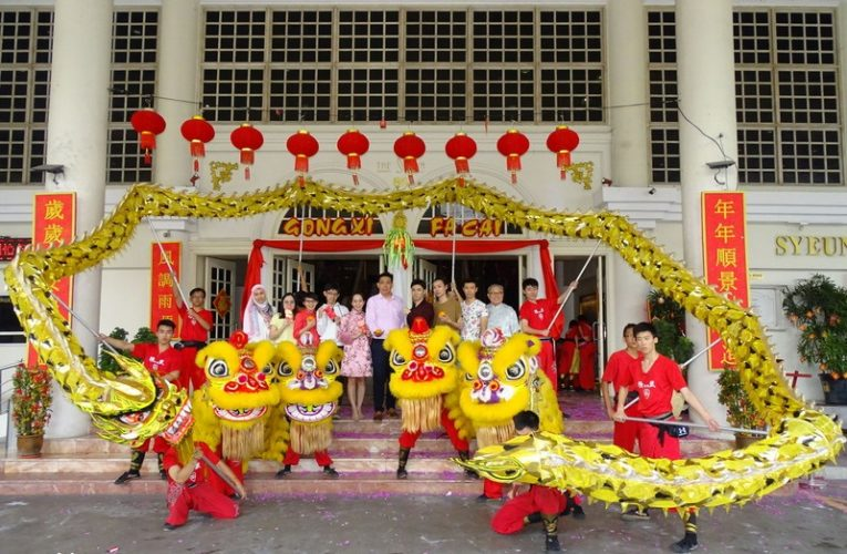 2019 Chinese New Year Celebration at Syeun Hotel Ipoh