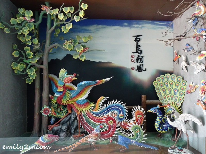 ceramic art at Bantaoyao Art Village