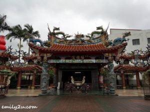 Fu De temple