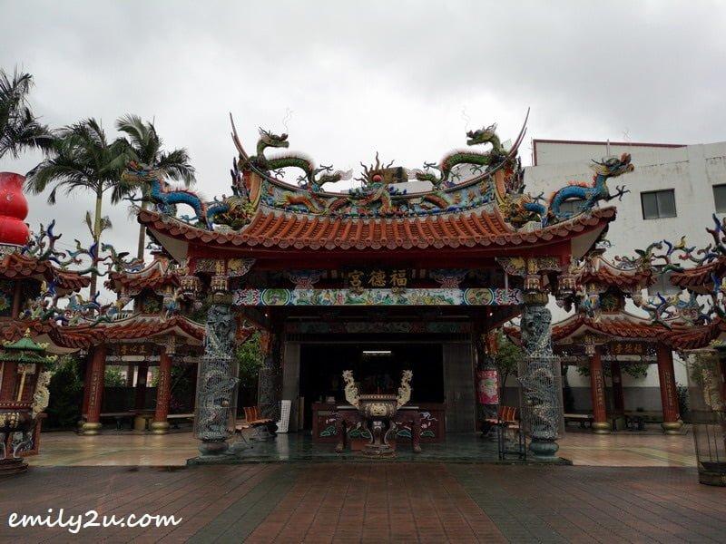 Fu-De Temple, Beipu Township