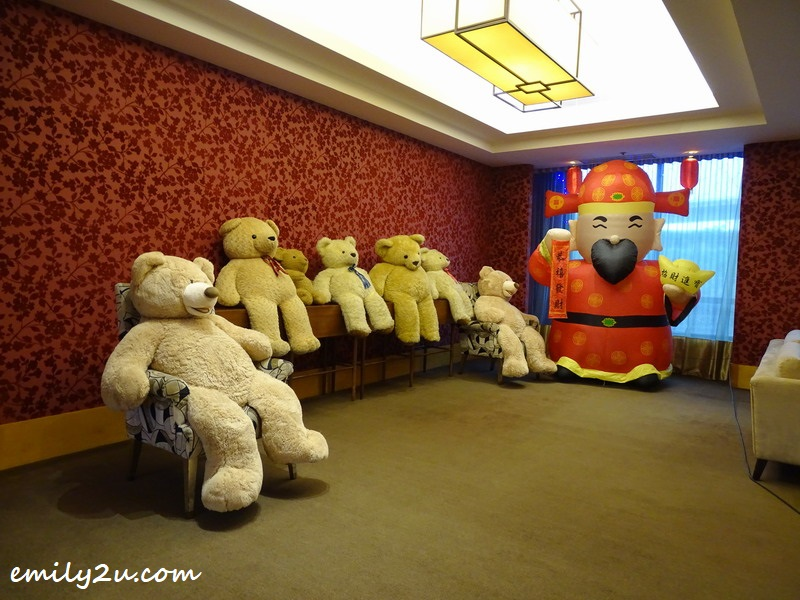 Taiwan is Teeddy Bear Land