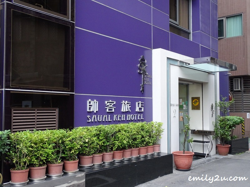 Saual Keh Hotel in Taipei