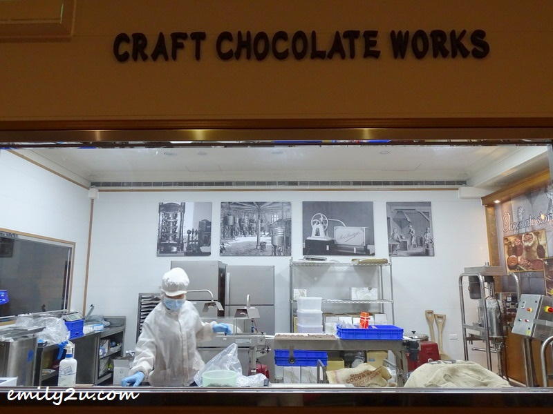 craft chocolate works