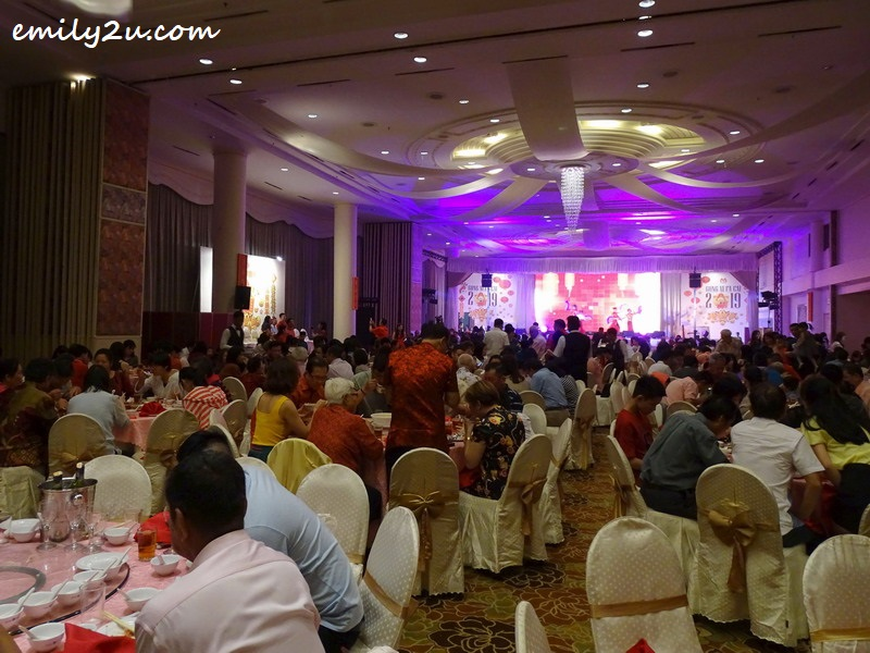11. ambience at Syeun Hotel Ipoh Grand Ballroom