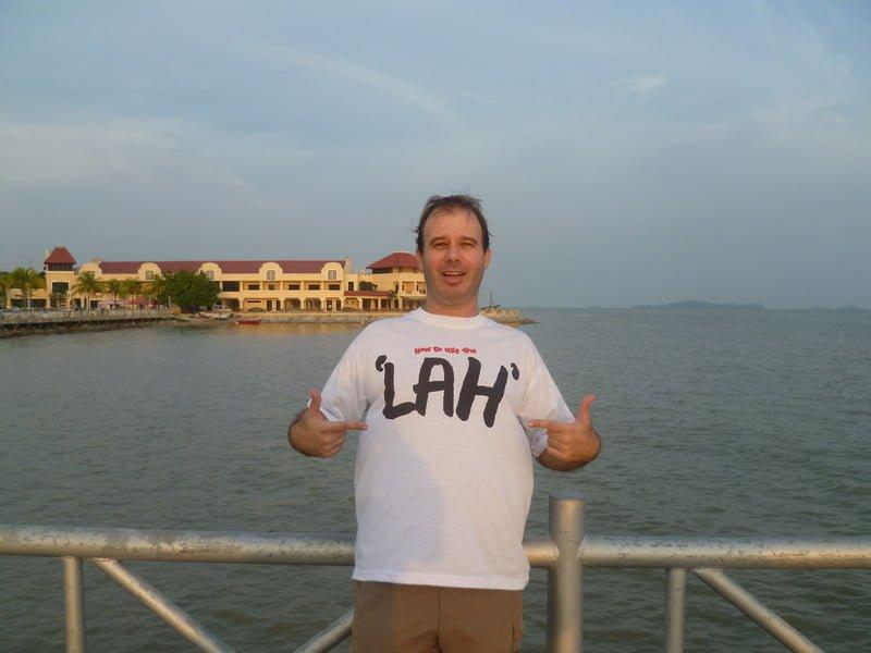 chilling in Melaka