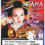 Announcement: Project KANA Zen Concert in Ipoh by Kana Madarame