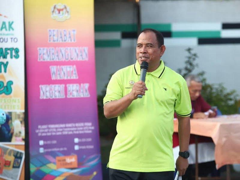 Ipoh City Council Secretary Encik Mohd Zakuan bin Haji Zakaria