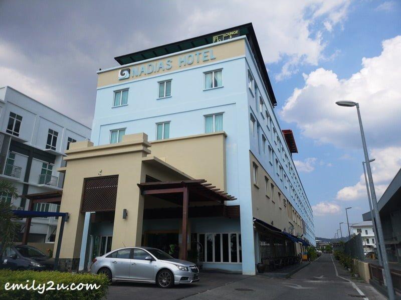 Nadias Hotel, Langkawi