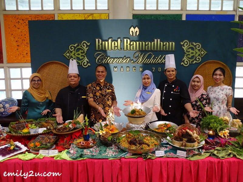 Syeun team introduces Bufet Ramadan Citarasa Muhibbah