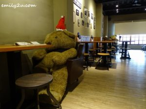 10 The Naked Cafe Lukang