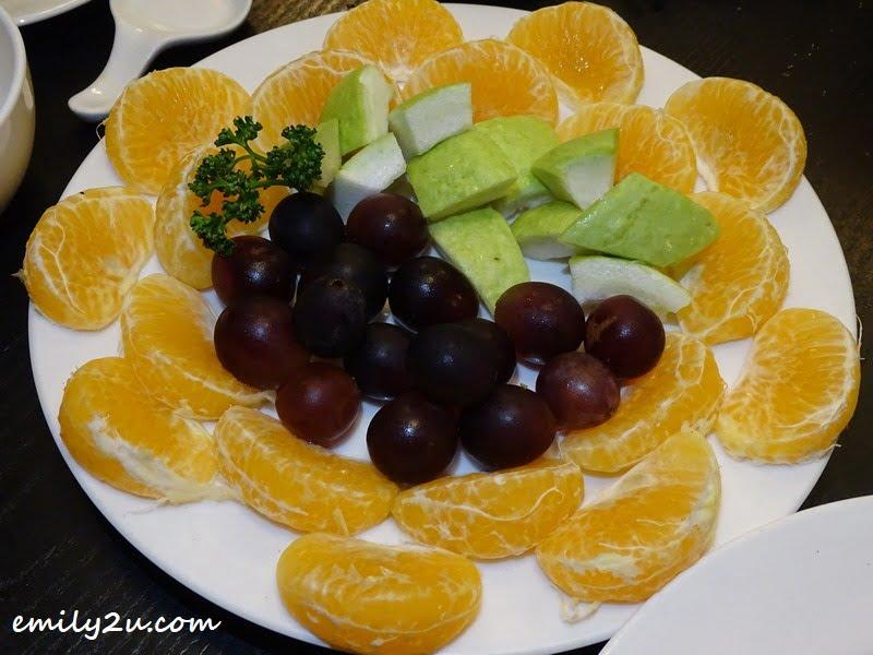 11. fruits