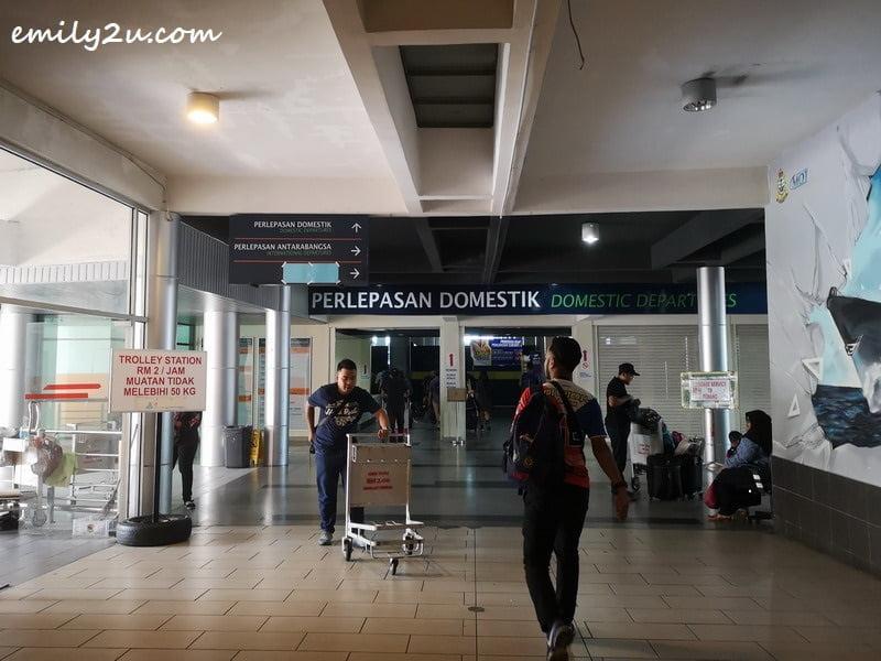 12. departure