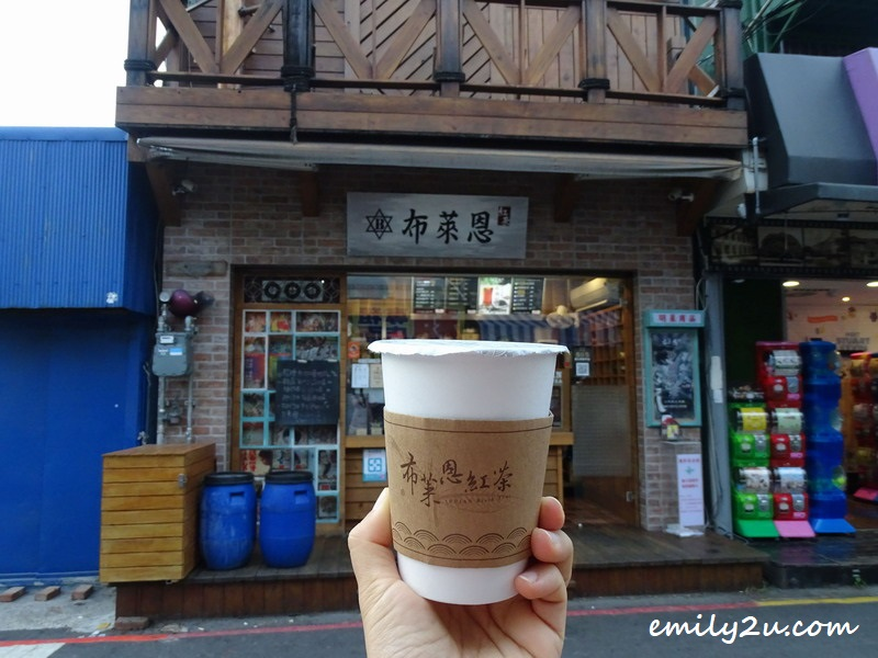 Taiwanese black tea