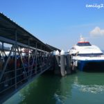How to go to Langkawi from Ipoh by Ferry via Kuala Perlis Ferry Terminal