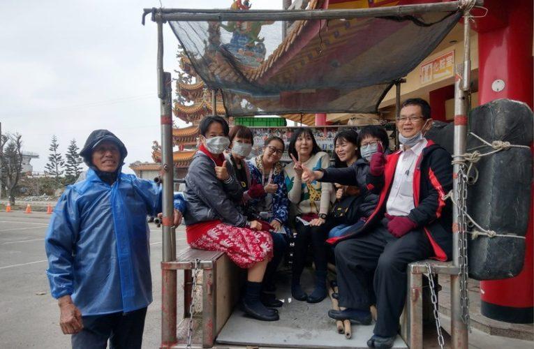 Oyster Harvesting @ Fangyuan Township, Changhua County, Taiwan