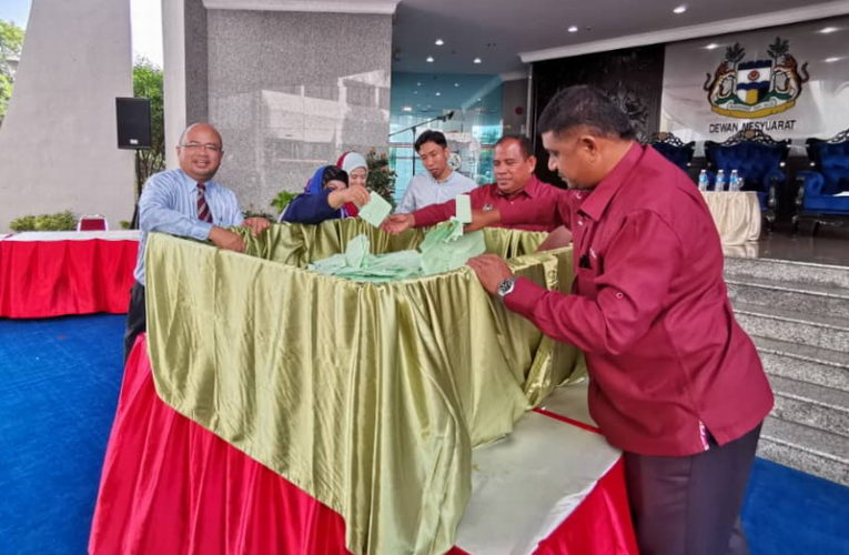 Ipoh City Council Assessment Tax Lucky Draw Shortlisting