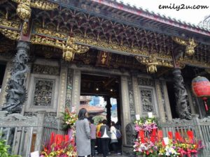 3 Manka Longshan Temple Taipei