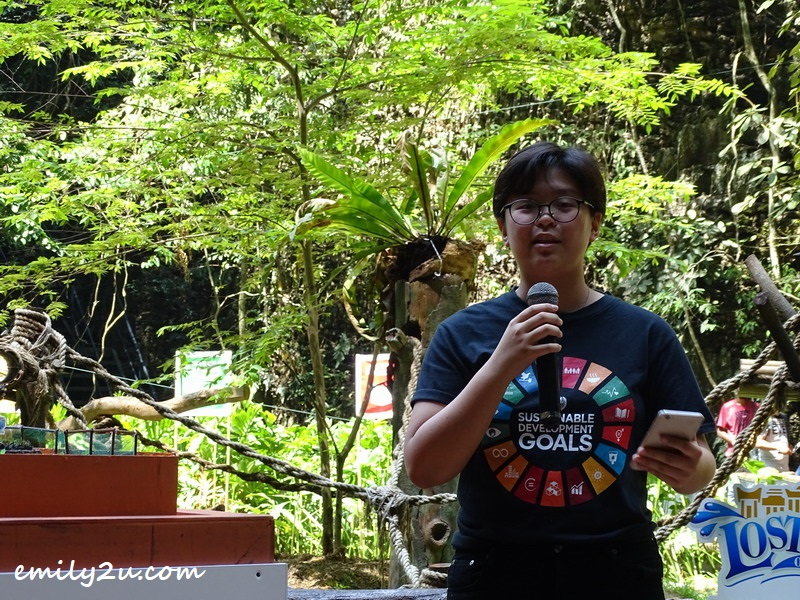 Tricia Ho Sze Mei, President, Sunway Youth for Sustainable Development