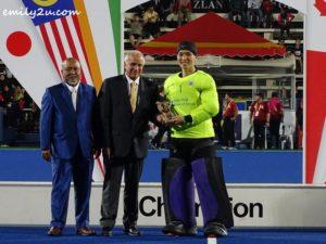 3 Sultan Azlan Shah Cup (SAS)