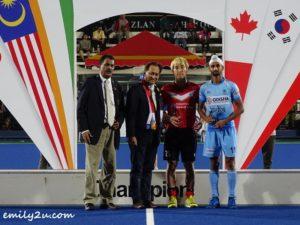 4 Sultan Azlan Shah Cup (SAS)