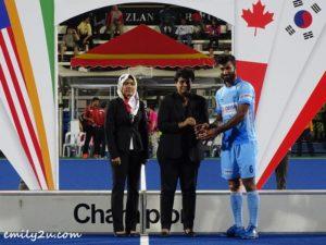 5 Sultan Azlan Shah Cup (SAS)
