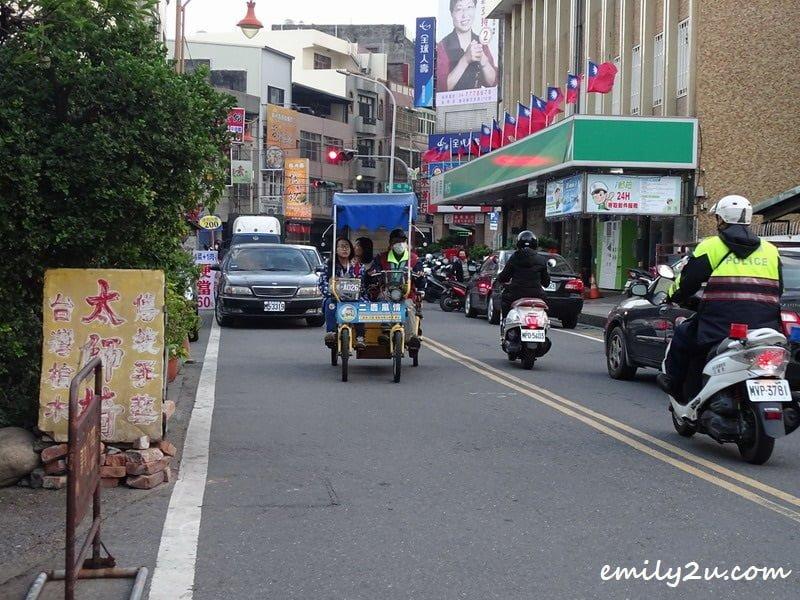 street of Lukang