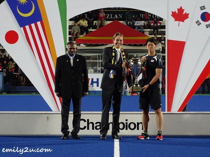 Fairplay (Piala Raja Ashman Shah): Japan