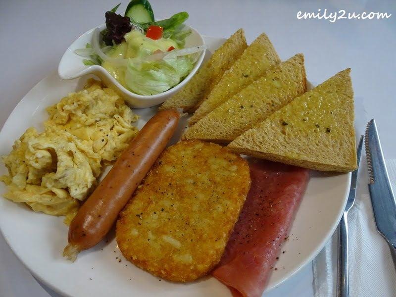 English Meal