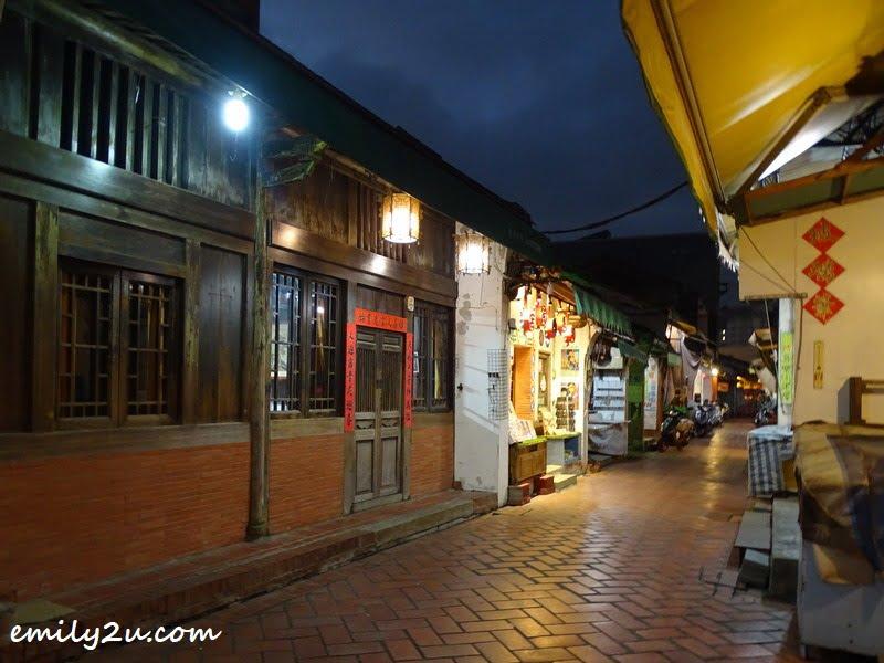 Lukang Old Street