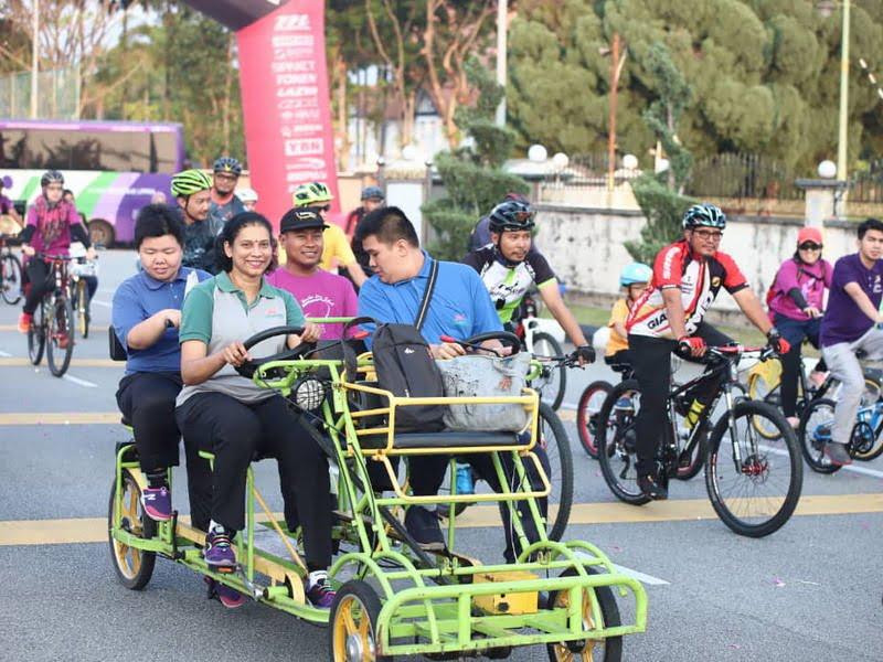 quad cycling for fun
