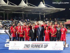 7 Sultan Azlan Shah Cup (SAS)