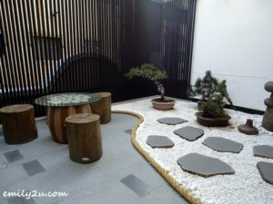 8 Eirakucho Drum Tea House
