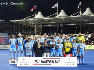 8 Sultan Azlan Shah Cup (SAS)