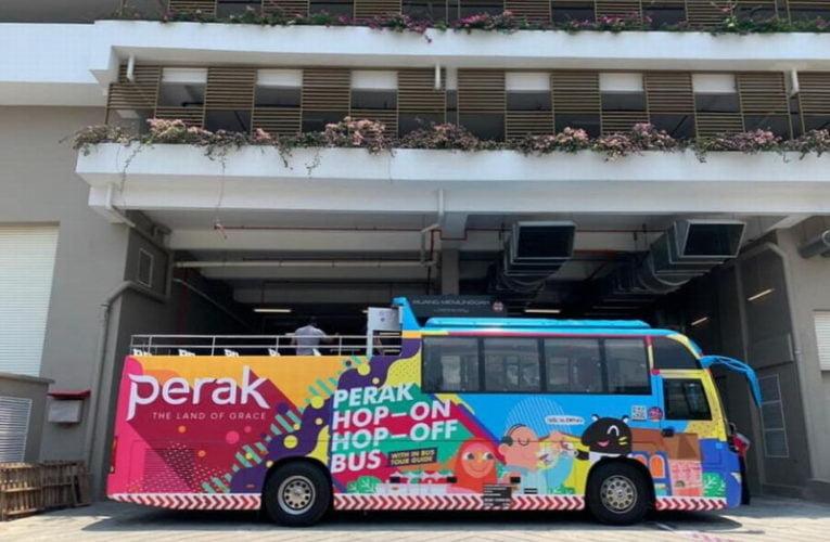 Perak HoP-on HoP-off Fares, Routes & Pick-Up Points