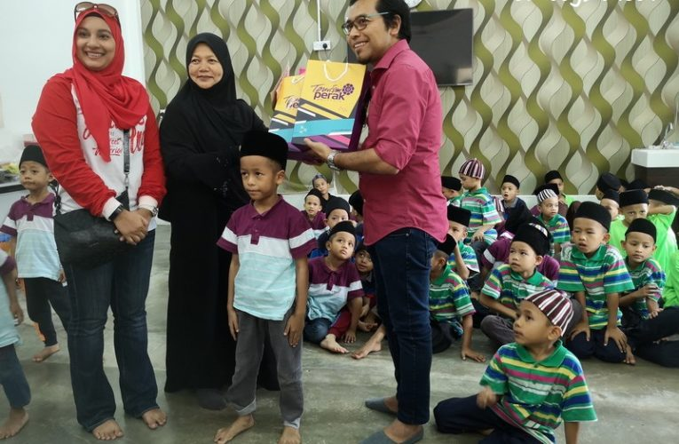 A Visit to Rumah Anak-Anak Yatim Nur Kasih During Langkawi Weekend Retreat