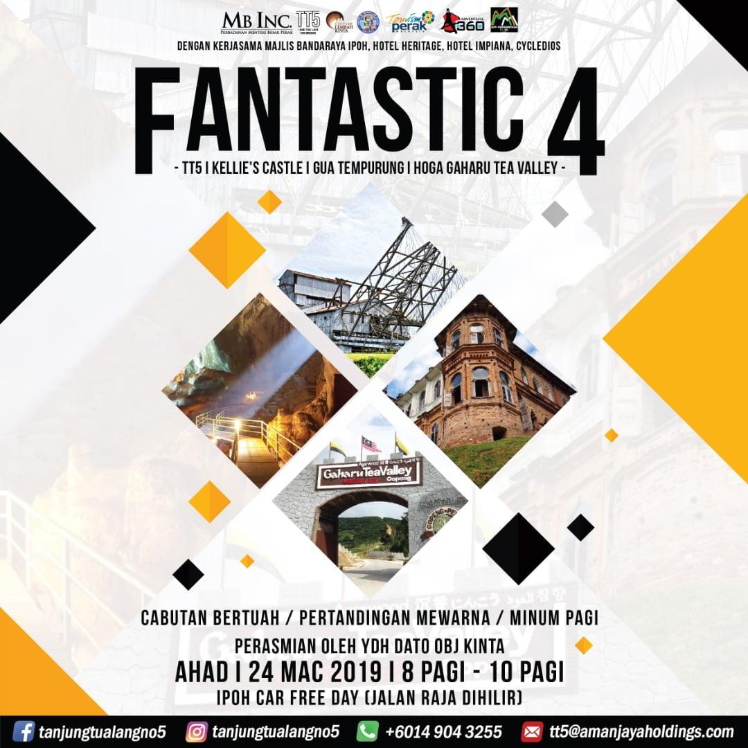 Fantastic 4 combo tickets