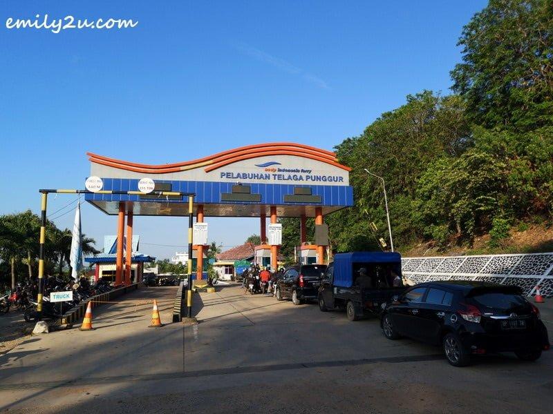 Pelabuhan Telaga Punggur, Batam