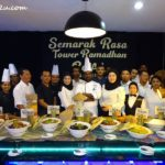 1 Tower Regency Hotel Ramadan Buffet