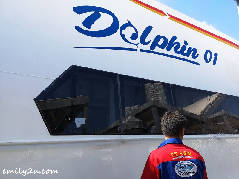 Dolphin Fast Ferry