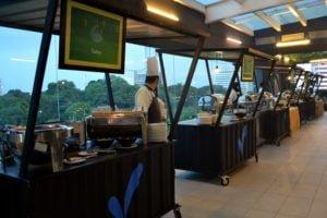17 Kinta Riverfront Ramadan Buffet