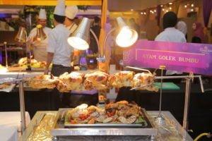 3 Hotel Tenera Ramadan Buffet