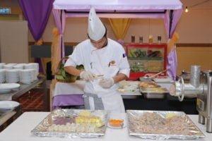 5 Hotel Tenera Ramadan Buffet
