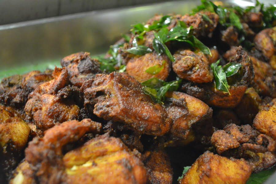Ayam Goreng Chili Padi & Belimbing Buluh