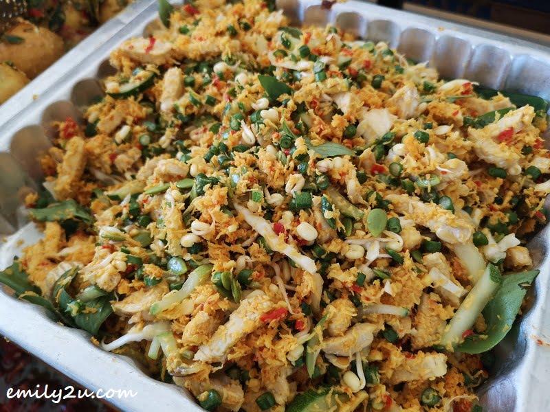 mixed dish