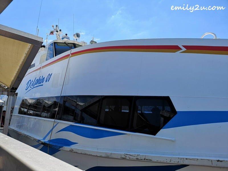 aluminium ferry