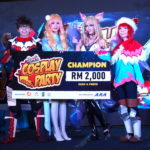 Anime Characters Come to Life At Ipoh Parade's Cosplay Competition