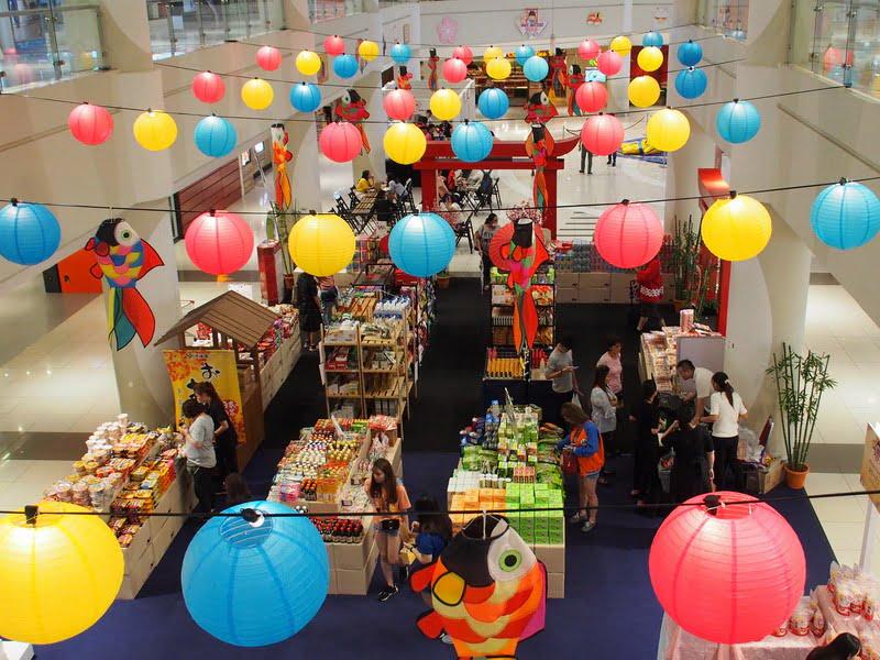 Japanese Street Food Bazaar and Shojikiya Japanese Snack Fair at the Ipoh Parade Haru Matsuri Japanese Spring Festival