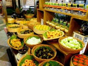Taman Manisan Hajah Rokiah with wide selection of kiuh-miuh