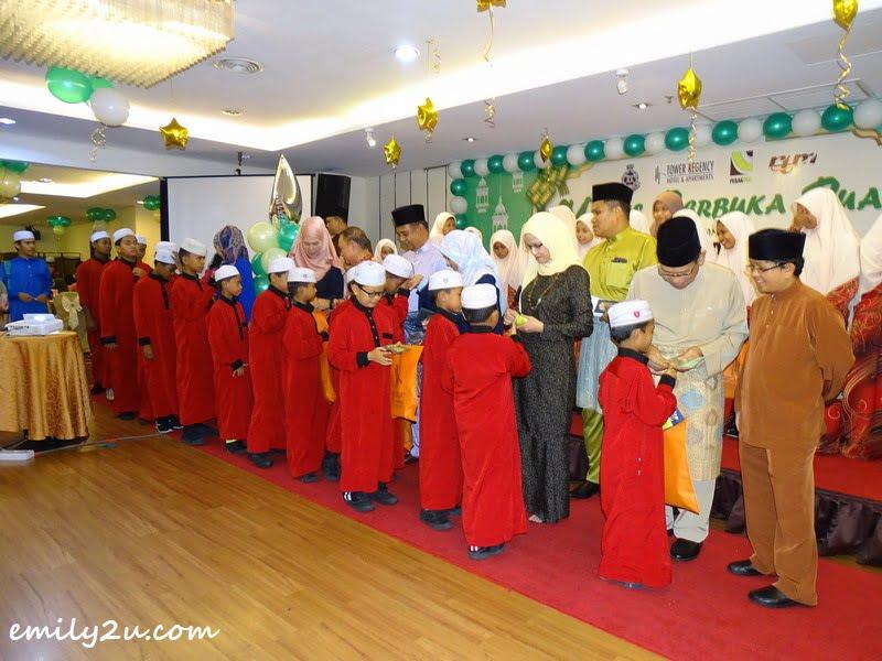 Pertubuhan Kebajikan Anak Yatim Bait Al Amin (Parit)